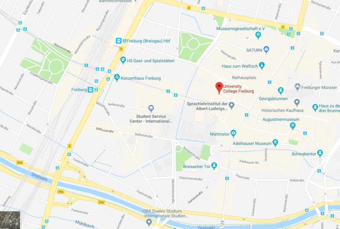 Map UCF