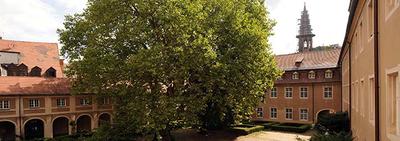 UCF Alte Universität Innenhof