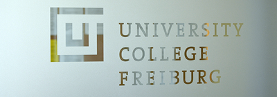 UCF Door Logo