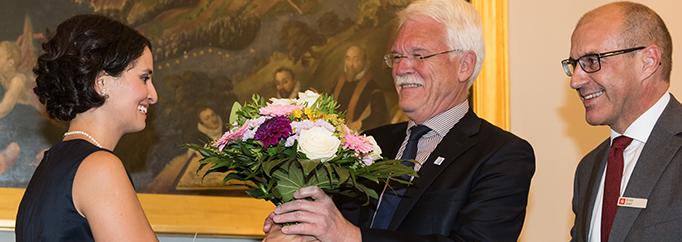 UCF Erasmus Prize 2016