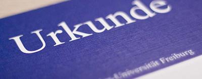 Erasmus Prize Urkunde