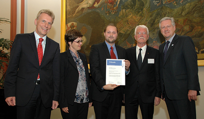 Erasmus Prize Winner 2013