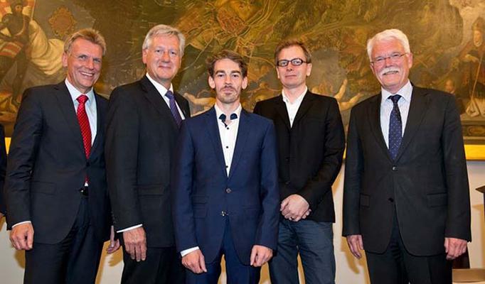 Erasmus Prize Winner 2014