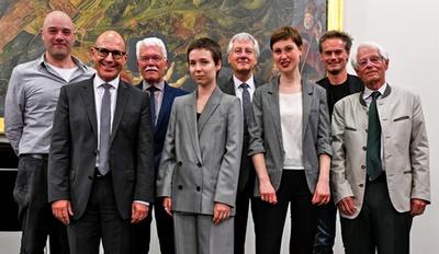 Erasmus Prize Winners 2018