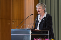 Graduation Welcome Prof. Besters-Dilger