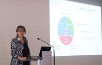Presentation by Ursula Glunk