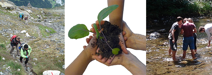 Major Earth & Environmental Studies