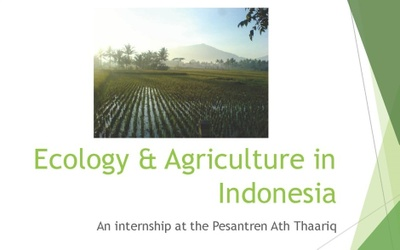 UCF-Karch-Ecology-Agriculture-Indonesia