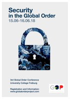 Global Order Project Conference 2018