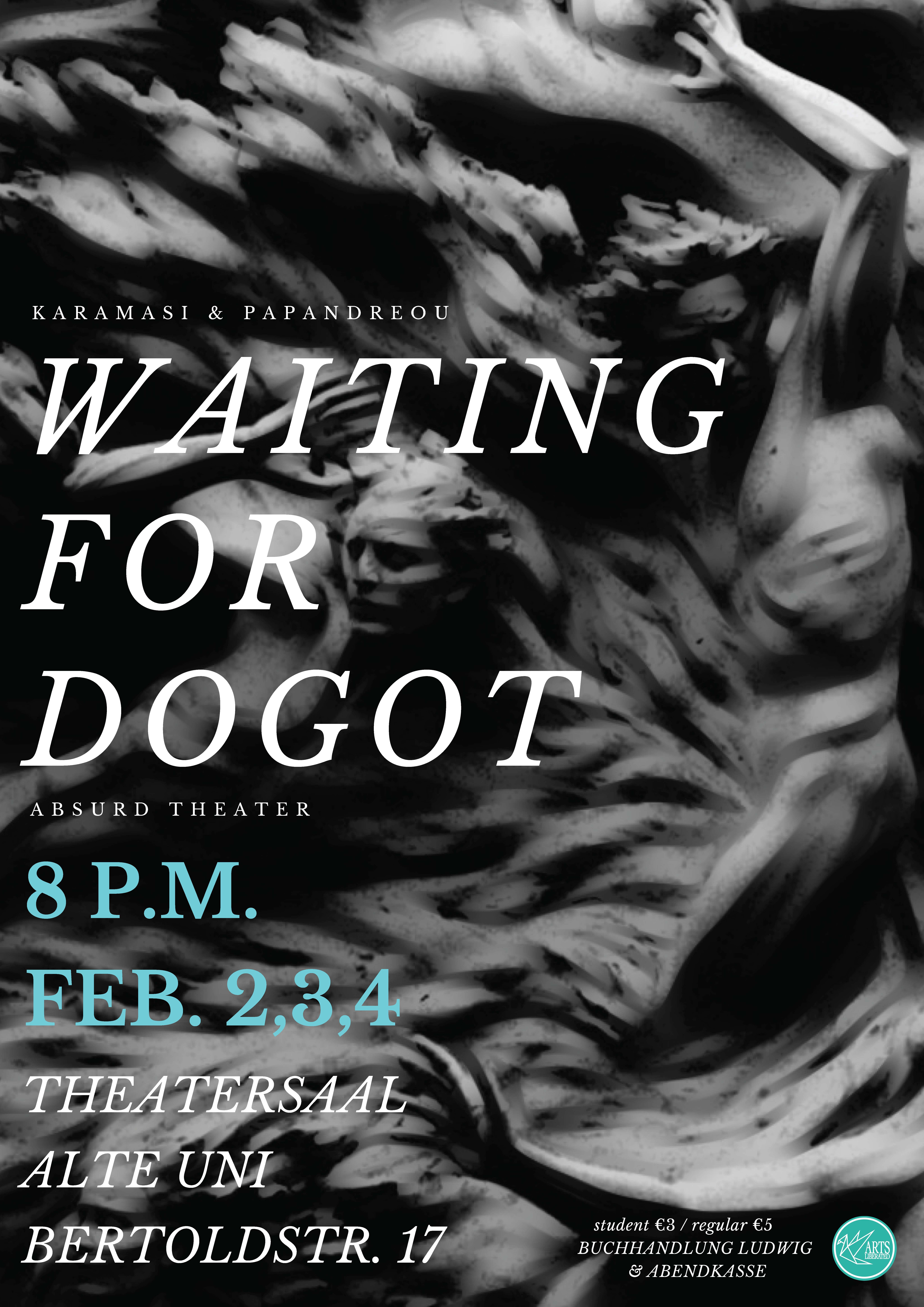 Poster Waiting for Dogot
