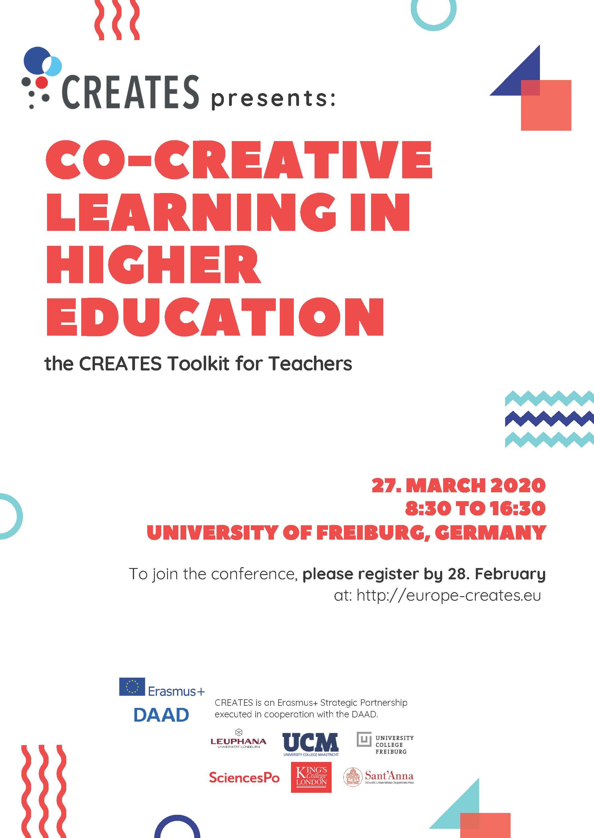 Creates Conference 2020