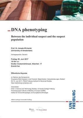 Mcharek DNA Phenotyping