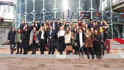 UCF Strasbourg Excursion 2018-1