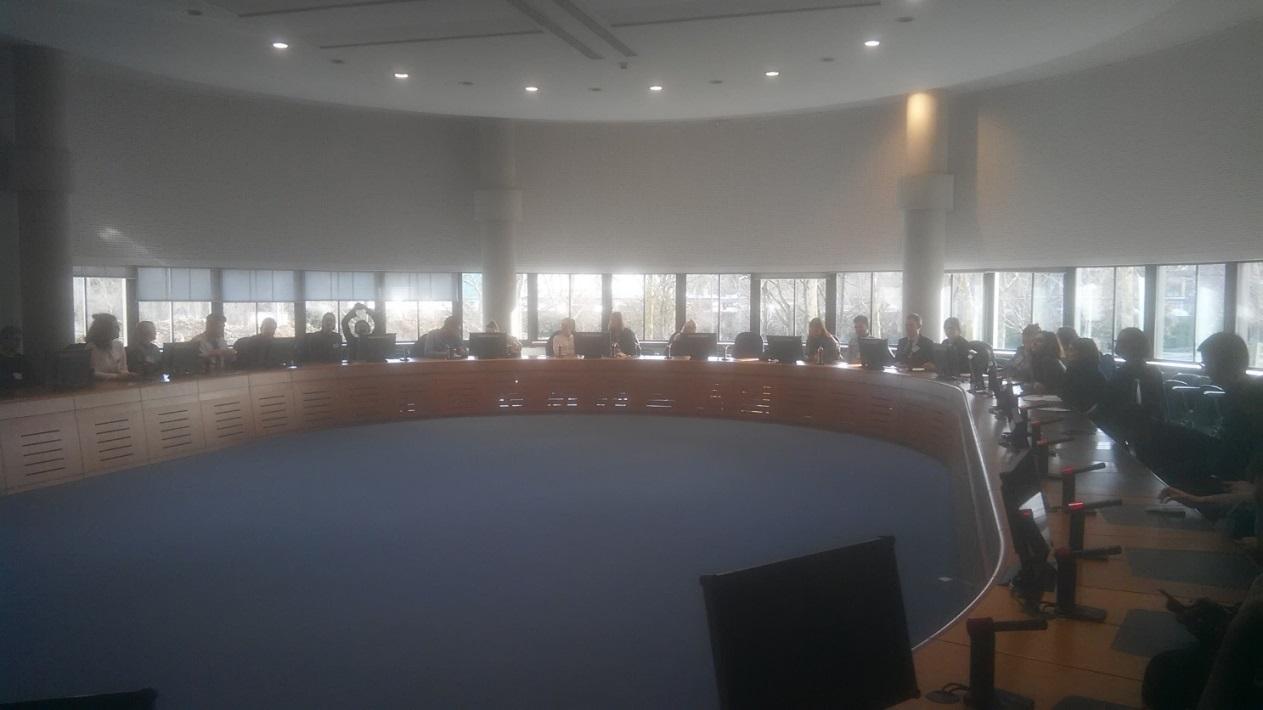 UCF Strasbourg Excursion 2018-2