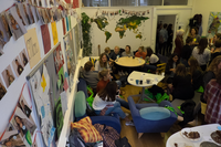 LAS Welcome Week Common Room