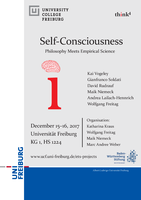 Workshop Self-Consciousness
