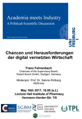 Academia meets Industry Fehrenbach