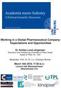 Academia meets Industry Lund-Jürgensen